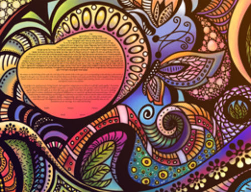 Life in Technicolor (This Is Not a Ketubah)